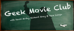 Geek Movie Club Banner