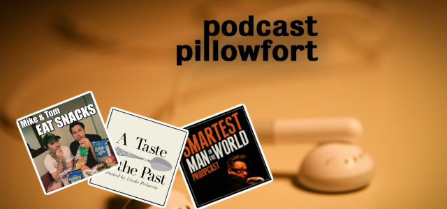 Podcast Pillowfort - Episode 1 - Snacks in the Pillowfort