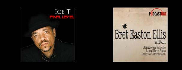 Podcast Smackdwon - Ice-T Final Level v. Bret East Ellis Podcast